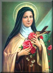 Santa Teresita del Niño Jesús (Teresita de Lisieux)